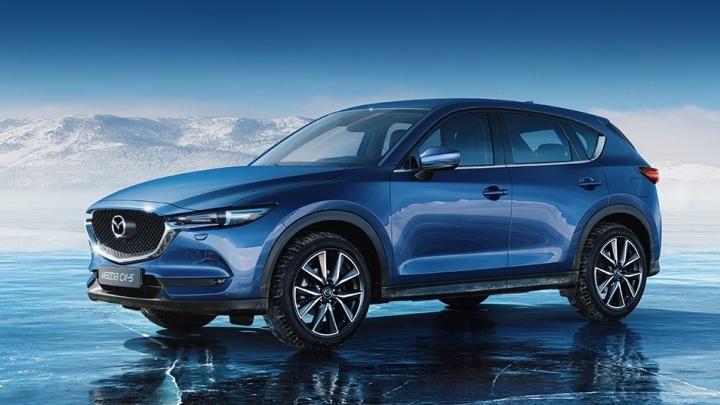 Mazda CX-5: ледниковый период цен