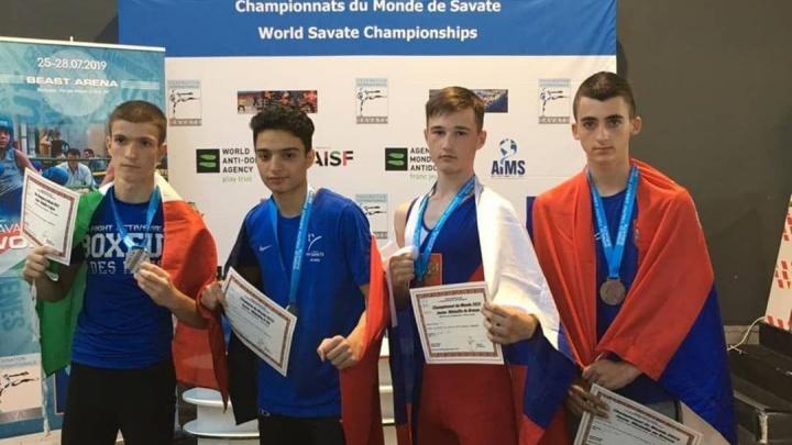 Молодой новосибирец стал призёром первенства мира по французскому боксу