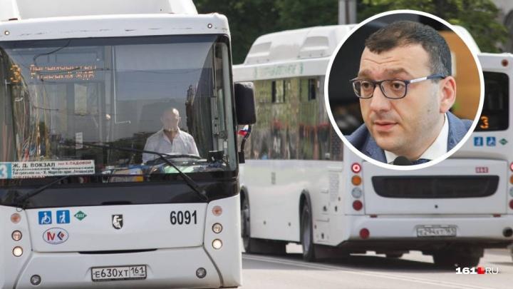 Директор дептранса Ростова объяснил, как рассчитывался новый тариф на проезд в автобусах