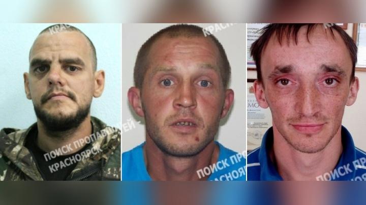 Из психоневрологического интерната в Канске сбежали трое мужчин