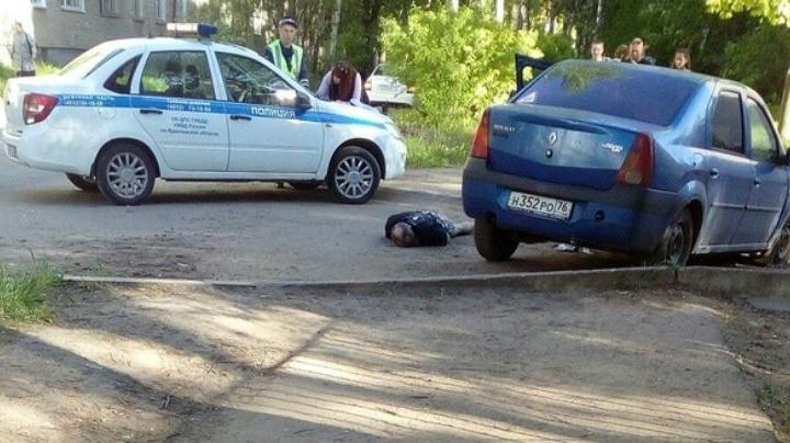 В Ярославле пьяный водитель устроил ДТПу детского сада