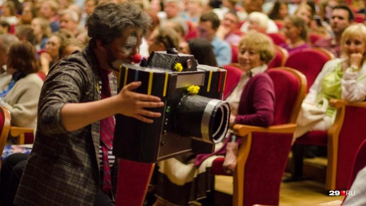 Человек мира, «Пена дней» и его величество случай: чем удивят Архангельск юбилейные уличные театры