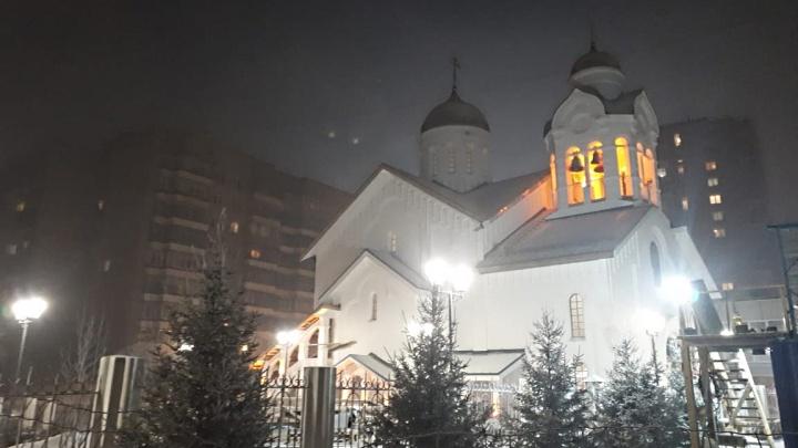 На Кирова достроили старообрядческий храм