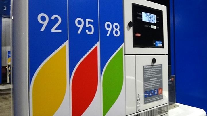 Цены на топливо пробили барьер в 50 рублей на АЗС Красноярска