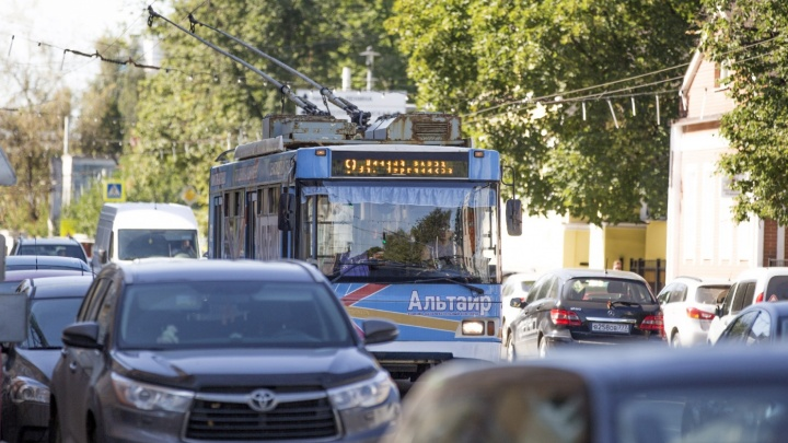 На месте троллейбусного депо на Горвалу построят две высотки