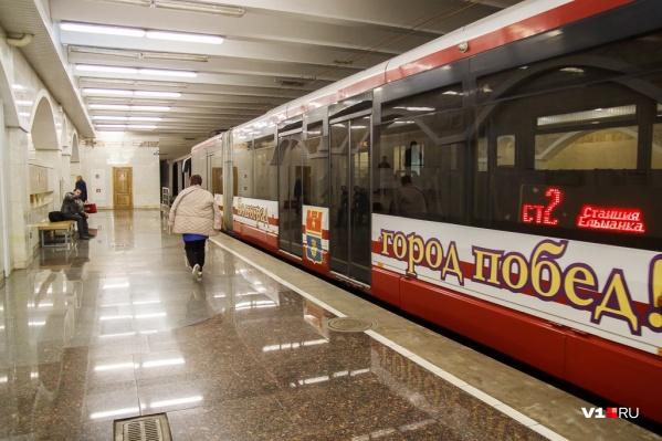 Урбанист считает, что волгоградский скоростной трамвай не интегрирован с систему общественного транспорта