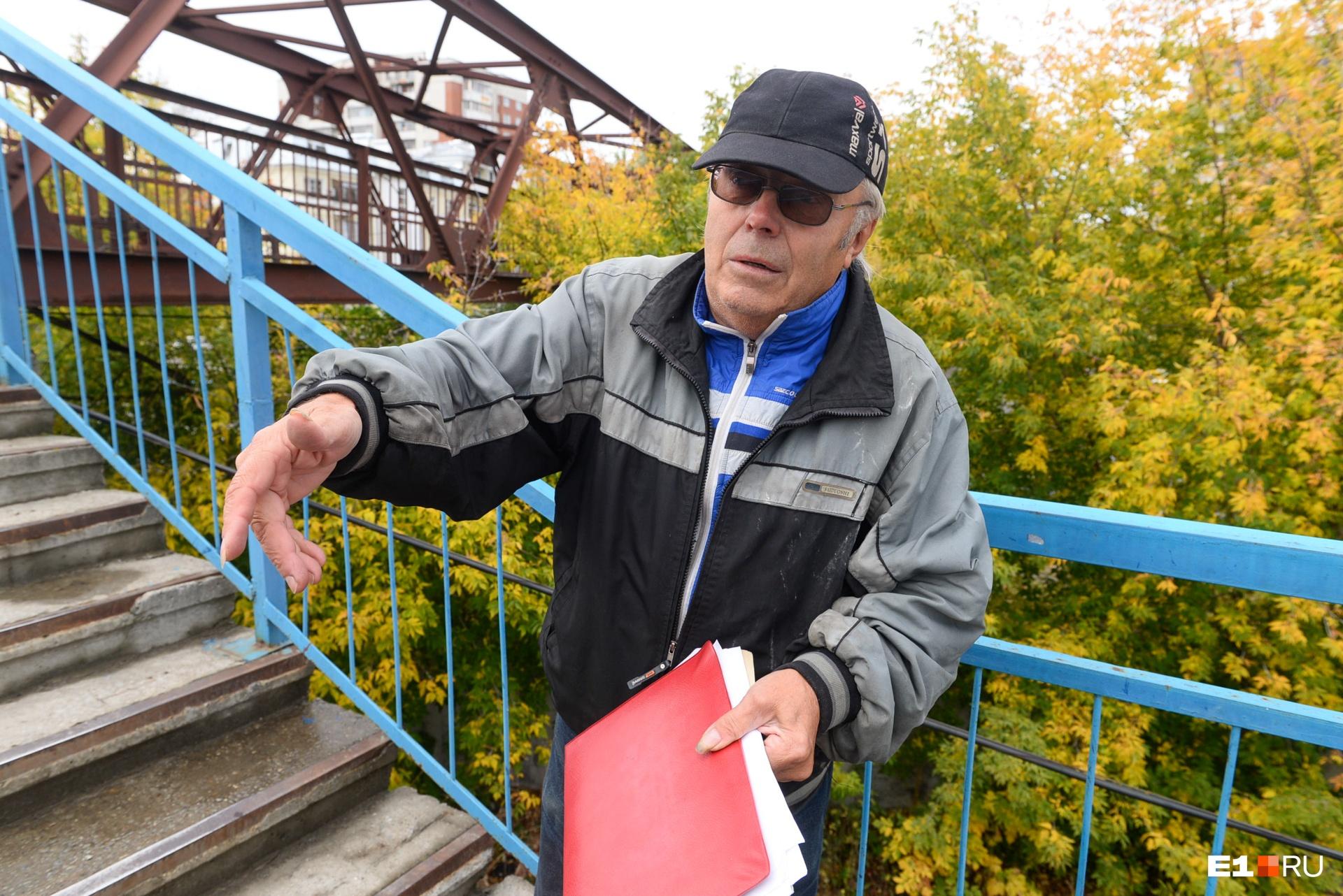 Владимир Матюшенко говорит, что за взрыв так никого и не наказали, весь ущерб посчитать не смогли, а пострадавшими признали многих жителей Свердловска