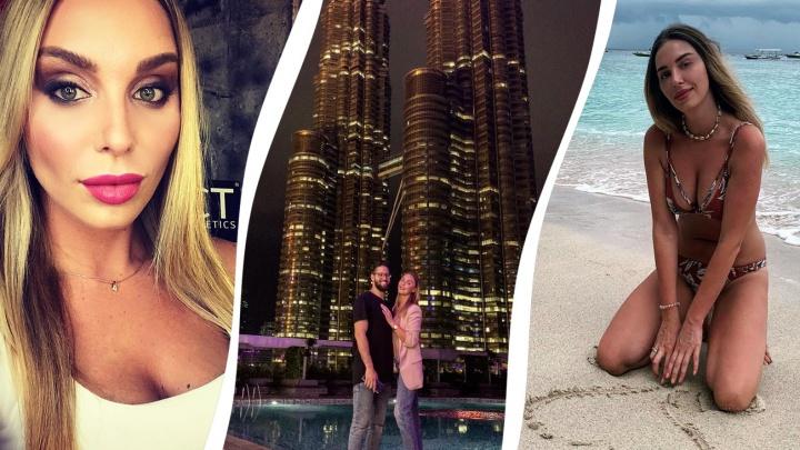 Не хватает сметаны и гречки: красотка из Тольятти рассказала, как живет на 4 страны