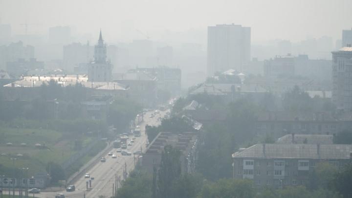 Минеральная вода, закрытые окна и влажные полотенца: как пережить смог от лесных пожаров