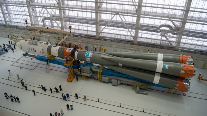 Самарский «Прогресс» сделает 8 космических ракет за 10,4 миллиарда рублей