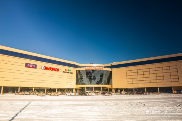 Инцидент произошёл в ТЦ в Советском районе Новосибирска