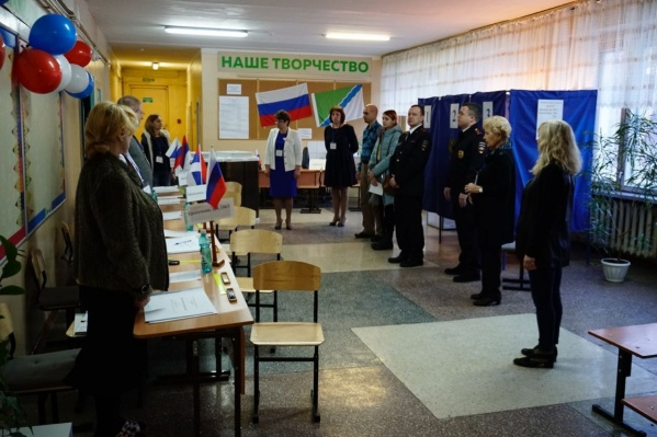 Школы Новосибирска готовят к выборам 9 сентября