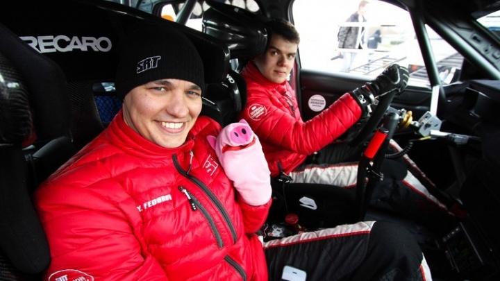 И по снегу можно ездить: чемпионы Европы поделились лайфхаками о зимнем вождении