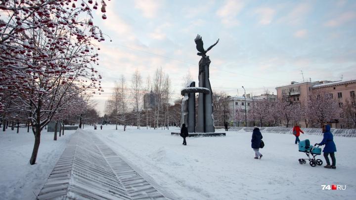 «Трудились три месяца»: мемориал воинам-интернационалистам откроют к юбилею Челябинской области