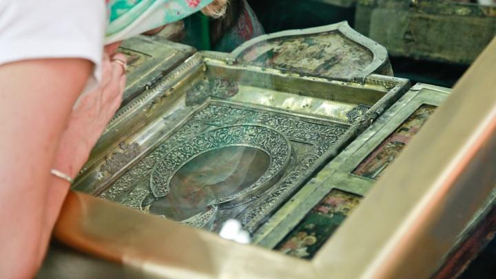 Ковчег с частицей мощей и святыни края: до окончания выставки «Православная Русь» осталось 4 дня