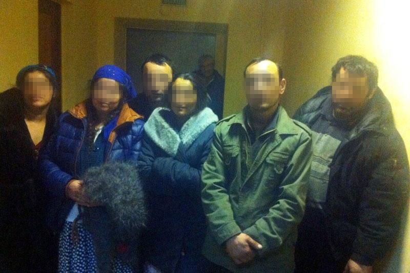 Цыганам выписаны штрафы на 22 тысячи рублей