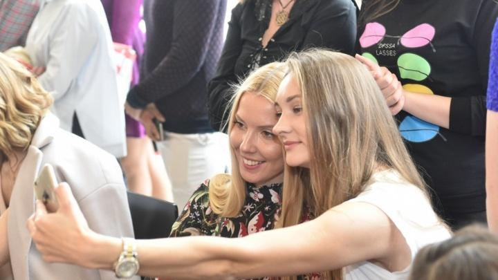 Выбирайте лучшую маму: началось голосование за участниц конкурса «Миссис Екатеринбург»