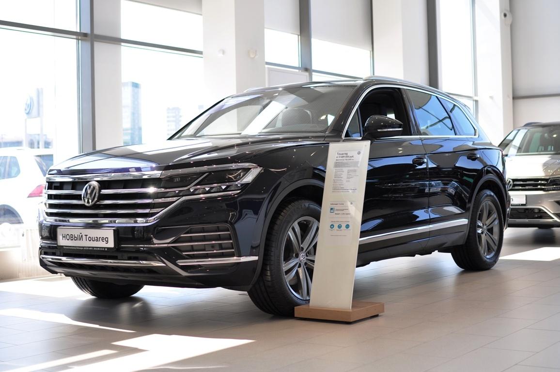Volkswagen Touareg в «Регинас-Бессер»: финальная цена по телефону +7 (343) 312-23-55