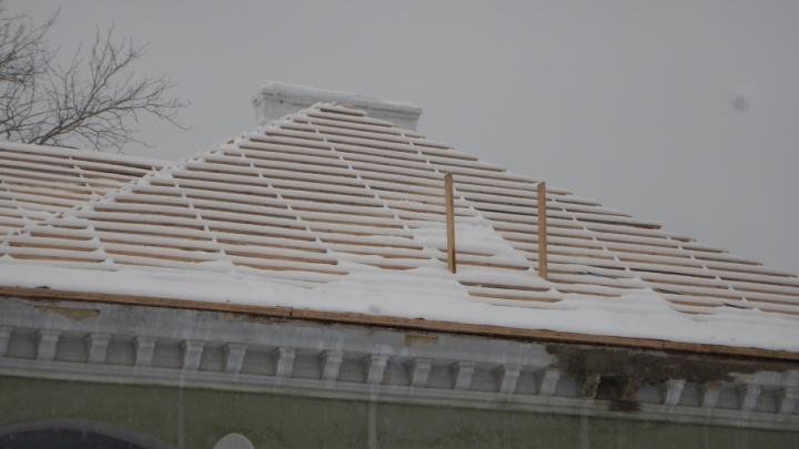 После капремонта несколько домов на Южном Урале остались без крыши