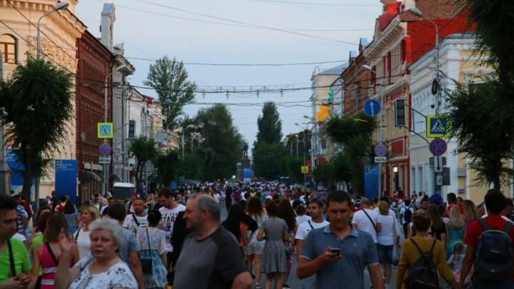 В Самаре предложили провести фестивали еды и пива