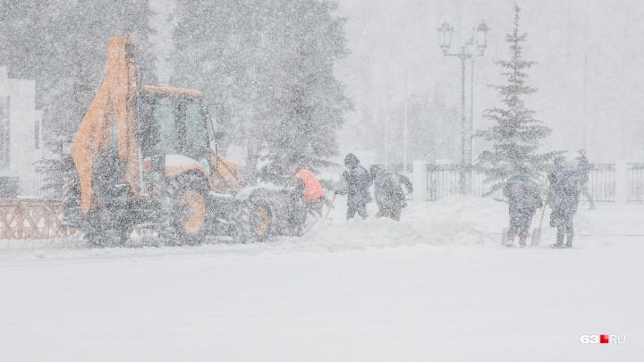 Весна во всей красе: в Самарской области потеплеет до + 7 градусов
