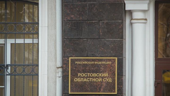 Начальнику службы судебных приставов не удалось обжаловать приговор в восемь лет за взятку