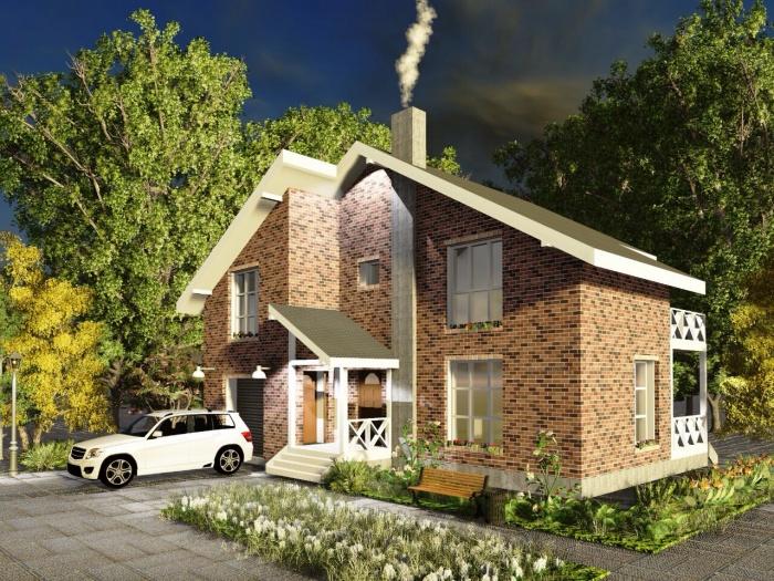 Осенью нужно начинать проектировать будущий дом