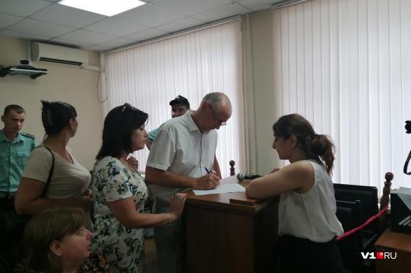 Вадим Колченко от комментариев журналистам отказывается