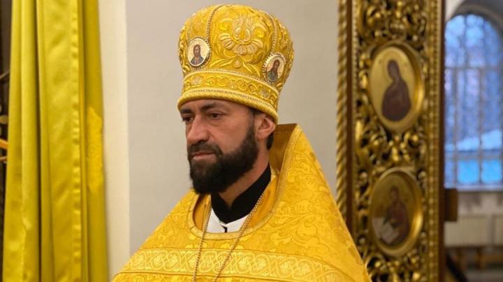 Секретарь пермской епархии Андрей Литовка возглавил храм на Егошихинском кладбище