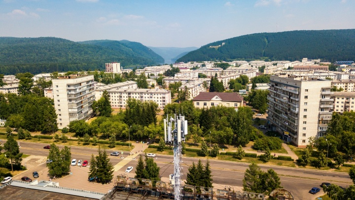 Миндерла — столица «качков»: «МегаФон» узнал, где живут самые активные абоненты Красноярского края