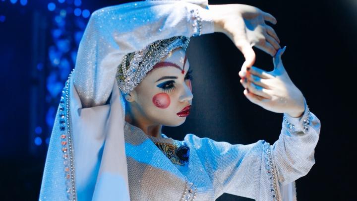 Вог от Царевны и брейк-данс от Бабы-яги: школьники увидят героев русских сказок в новом амплуа