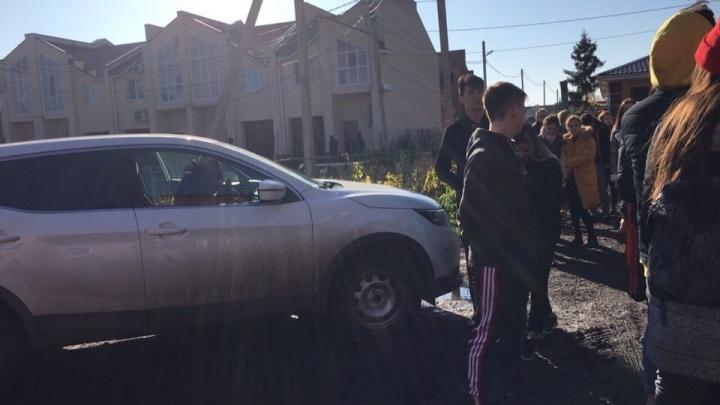 Студенты колледжа в Стерлитамаке устроили бунт после загадочной смерти студента и записали видео