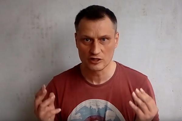 Дмитрий Куприн вёл видеоблог почти столько же, сколько был военнослужащим по контракту