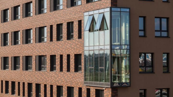 С террасами и панорамными окнами: в Екатеринбурге набирают популярность необычные планировки квартир