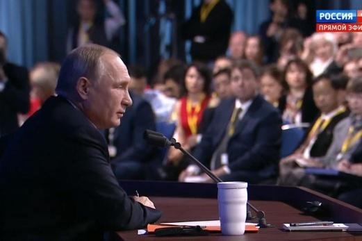 Президент Владимир Путин заявил, что мусорной проблемой должны заниматься в регионах