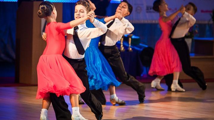 В Кургане открывается отделение танцевального спорта для детей