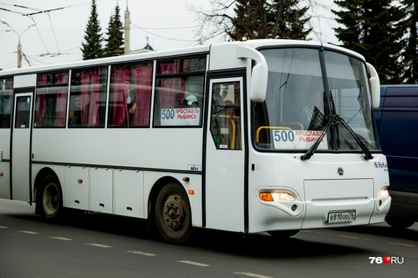 Это один из популярнейших маршрутов до Рыбинска