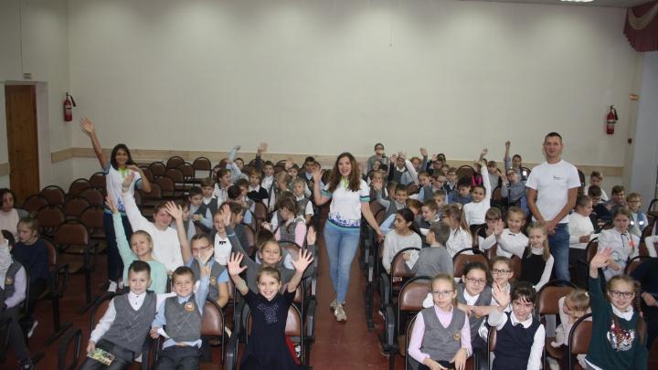 Играй, учись, экономь: для ярославских школьников провели уроки сбережения электроэнергии