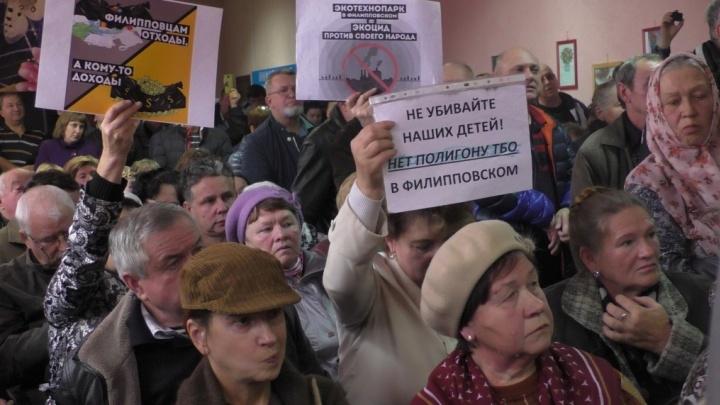 «Теперь все зависит от суда в Нижнем Новгороде!»: владимирцы три года не пускают свалку в свой лес