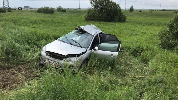 Четыре человека погибли в утреннем ДТП на трассе под Тобольском