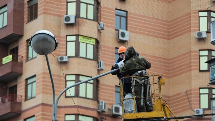 Жители нескольких улиц на Западном на следующей неделе останутся без электричества