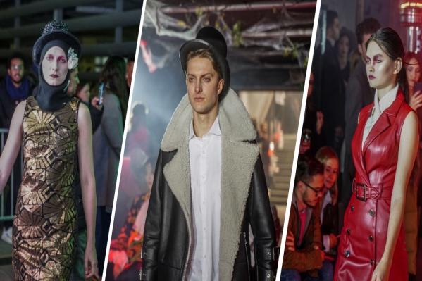 Вся одежда, в которой были модели, продается в «Гринвиче»
