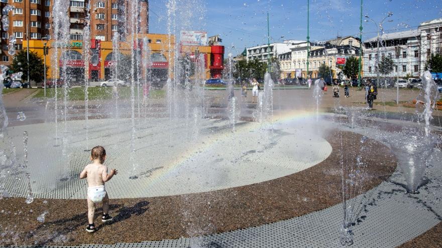30-градусная жара и грозы: чем жителей центра России удивит погода под конец лета