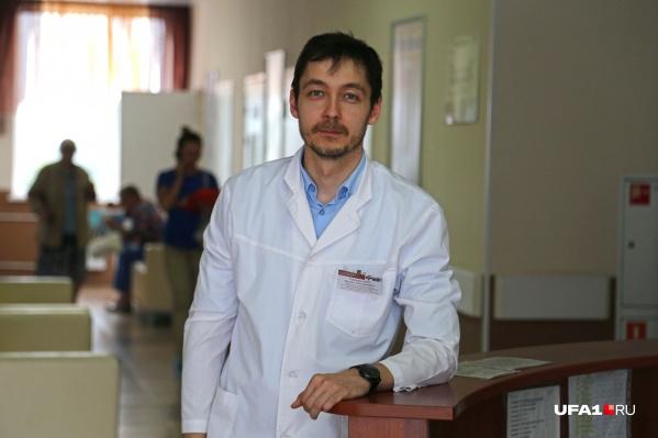 Булат Гарифуллин объяснил, почему вопросы маленькой анкеты спасают от смертельного недуга