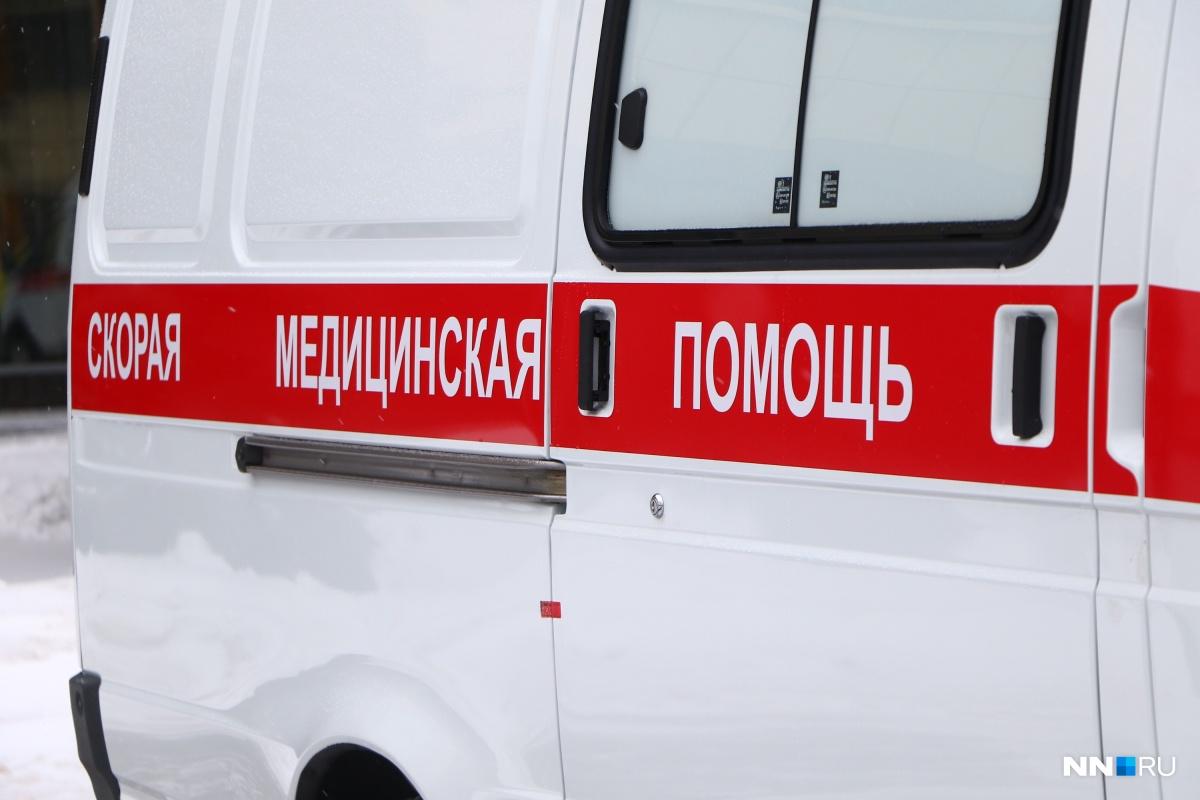 Нетрезвый мотоциклист сбил сотрудника ГИБДД, пытавшегося остановить его натрассе вСергаче