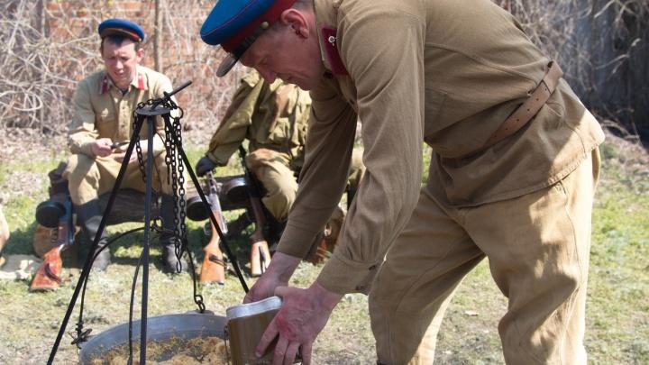 За ростовских полицейских в форме НКВД вступился депутат Госдумы