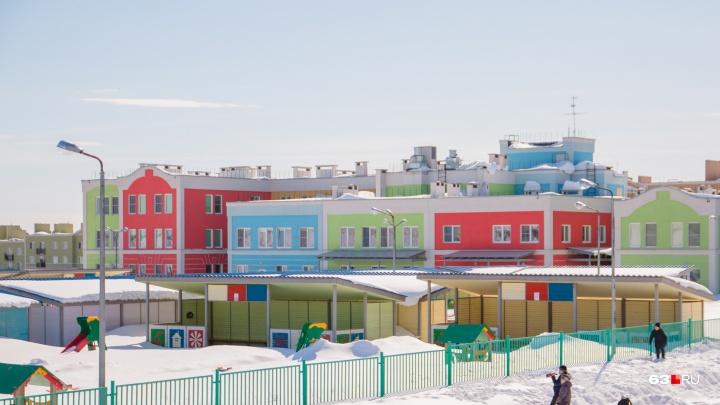 На улице Мира в Крутых Ключах построят два новых детских сада