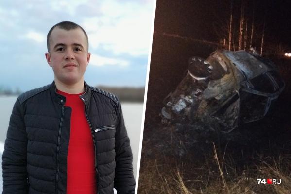 23-летний командир танкового взвода Осман Мамутов спас мальчика из загоревшегося после аварии «Форда»