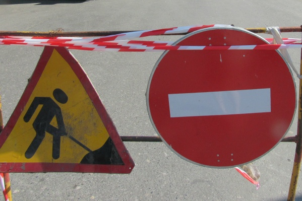 Автомобилистов просят планировать маршрут с учетом летних ремонтов