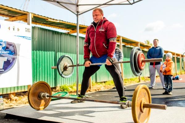 В Ярославле прошёл открытый турнир «Беспредельная тяга»